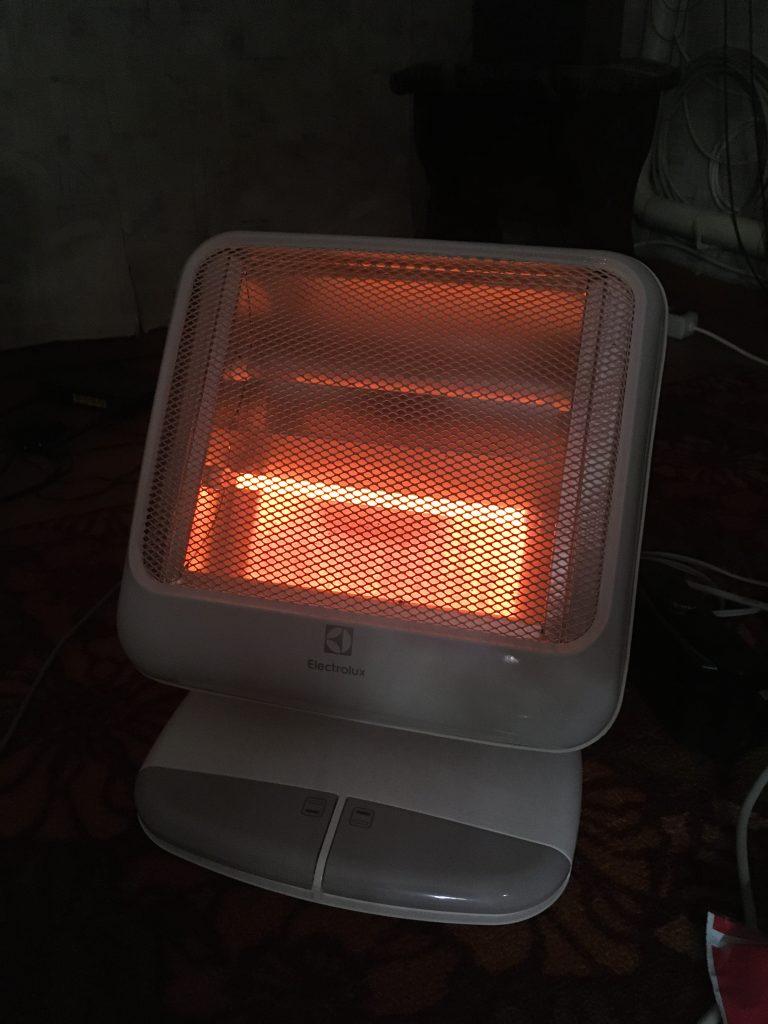 Обогреватель Electrolux, который не сушит воздух